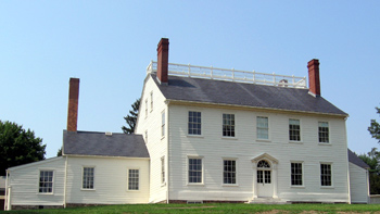 Joseph Priestly House (photo by Bruce Bonta)