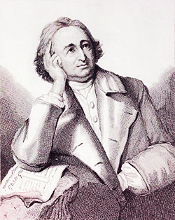 Robert Marsham portrait by Johann Zoffany