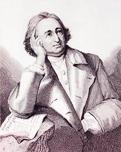 Robert Marsham portrait by Johann Zoffany