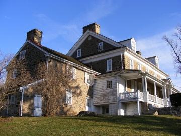 John James Audubon's house at Mill Grove
