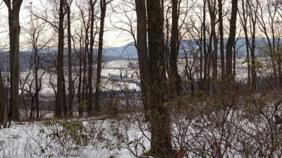 Winter in Sinking Valley as seen from Laurel Ridge (Photo taken in December 2016 by Dave Bonta, on Flickr)