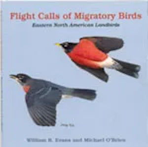 Flight Calls of Migratory Birds CD